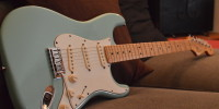Fender strat 60 custom shop
