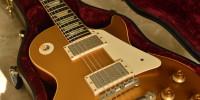 Gibson goldtop Elia garutti