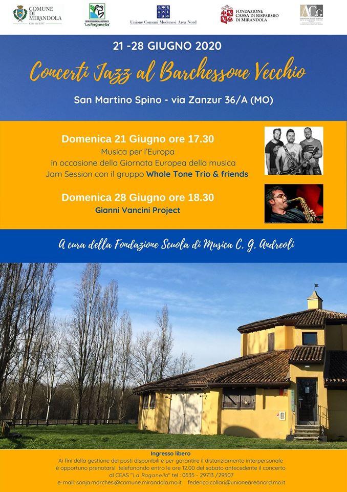 21 Giugno 2020 San Martino Spino